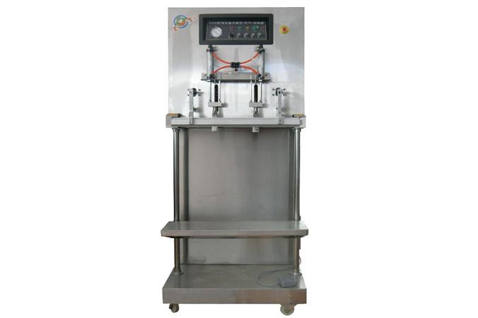 600L立式外抽真空包装机